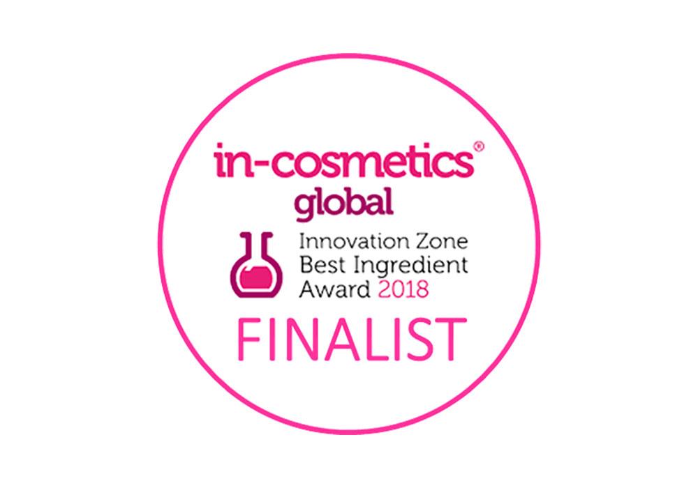 In cosmetics finalist Vytrus