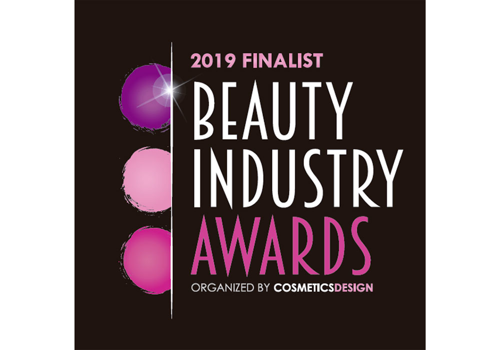 2019 finalist Beauty industry awards Vytrus